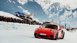 Porsche 2020 GP Ice Race Highlights