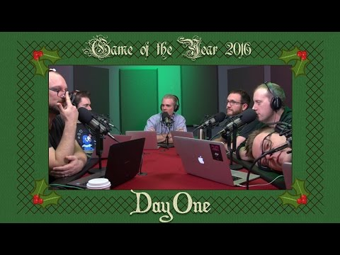 Game of the Year 2016: Day One Deliberations
