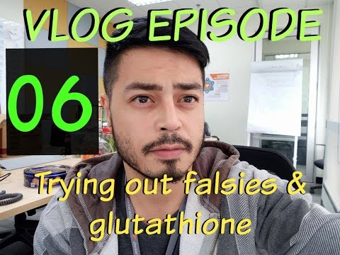 Vlog Episode 06 | Falsies For Men | Glutathione | Steven Bansil