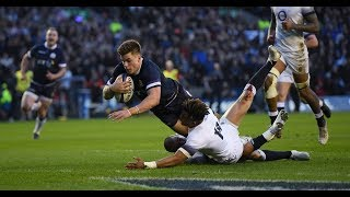 All Scotland Tries in 2018 - Scottish Rugby Union