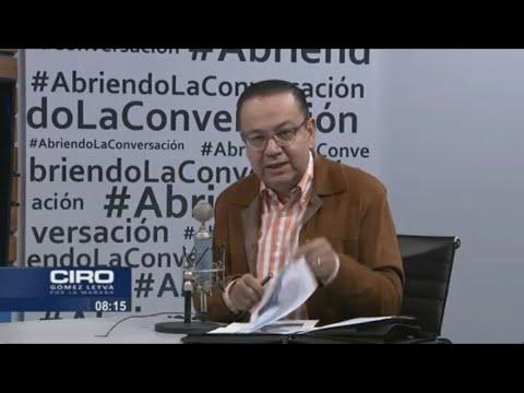 """""""Lo van a perseguir los muertos de la pandemia"""": Germán Martínez sobre fin de conferencias de Gatell"""