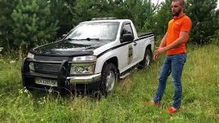 Chevrolet Colorado 185 л.с Тест-Драйв #4