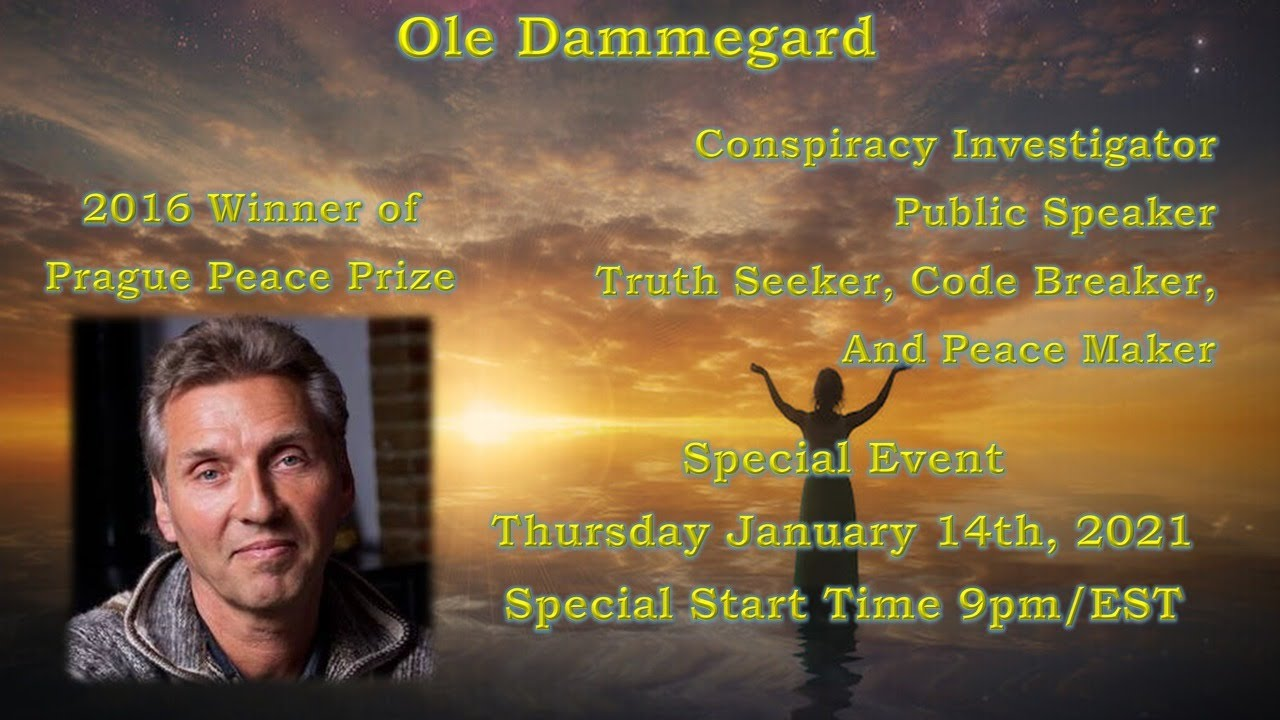 Truth Seeker, Code Breaker and Peace Maker Ole Dammegard - Episode 28 - Full Spectrum Universe