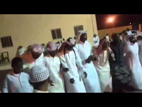 زواج محمد غريب كناني ربخه القحمة