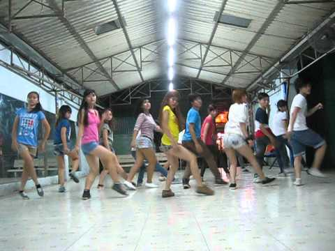 Lop hoc nhay hien dai Binh Thanh - Only Girl - Rihanna [BoBo's class]