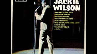 Over The Rainbow- Jackie Wilson