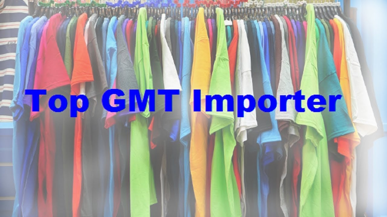 Top 10 Garments Importer in the world