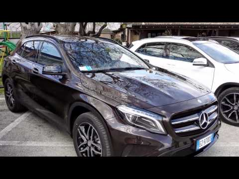 vitadablogger mercedes gla enduro il mio test drive. Black Bedroom Furniture Sets. Home Design Ideas