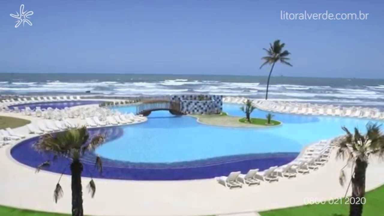 Litoral Verde Prodigy Beach Resort Youtube
