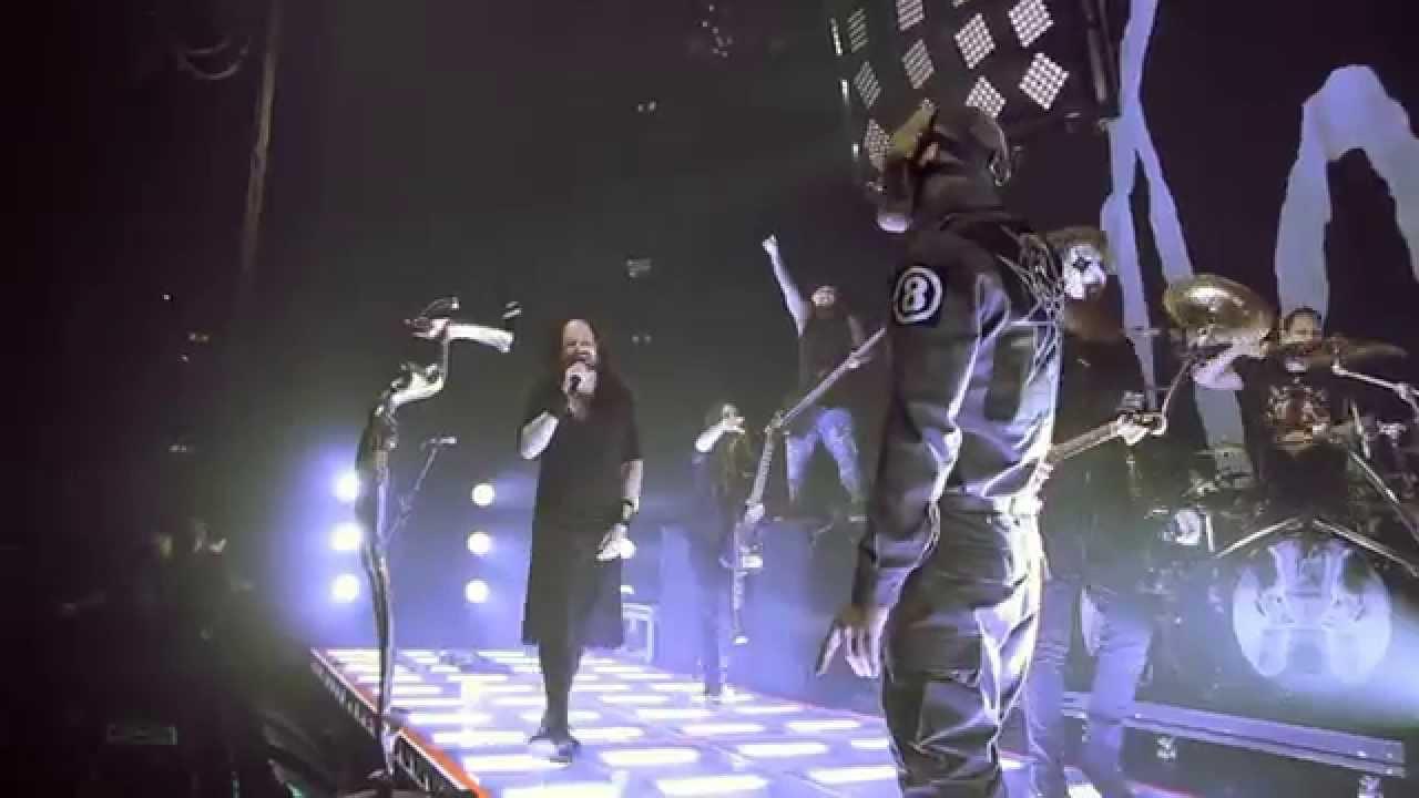 Korn Sabotage Featuring Slipknot Live In London 2015 Youtube