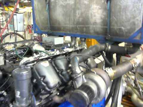 World Strongest Scania V8 Engine 2100hp On The Dyno