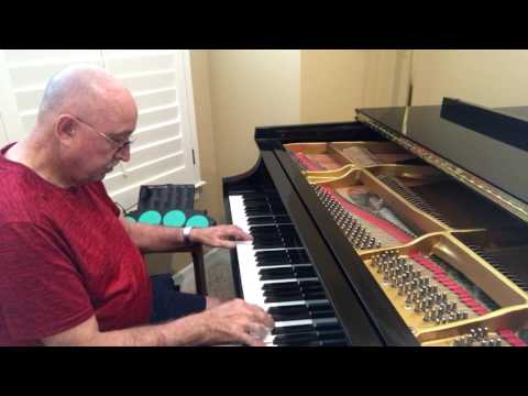 Jerry Lancaster's Piano -