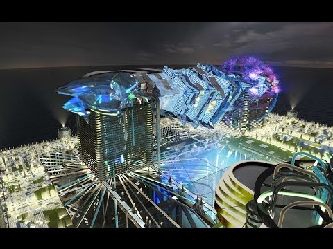 Is China planning to build the worlds first underwater city?
