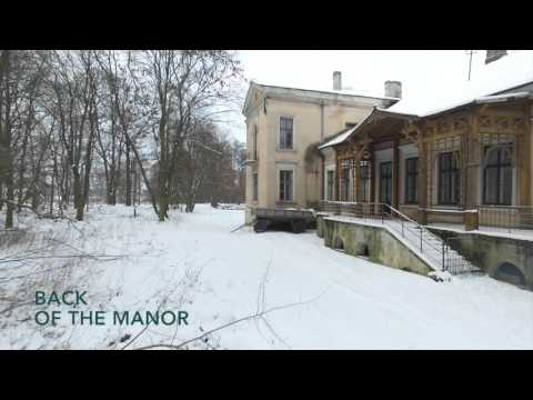 The Manor House in Psarach / Poland