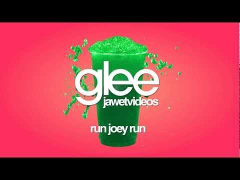 Glee Cast - Run Joey Run (karaoke version)
