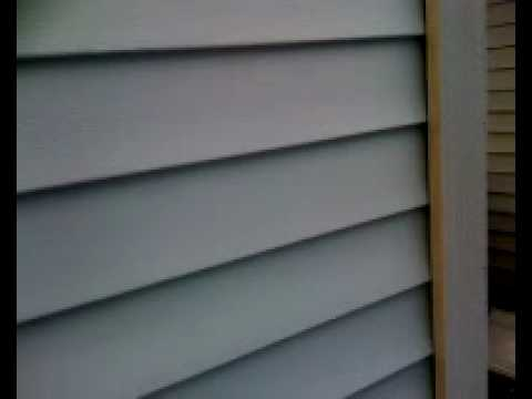 How To Make Vinyl Siding Look Like Wood Thu 20 May