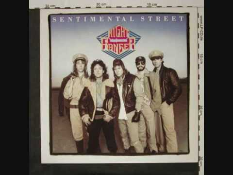 Night Ranger  Sentimental Street