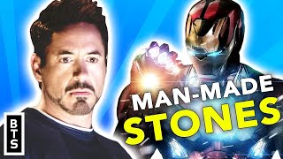 Avengers Endgame Theory: The Avengers Are Making Their Own Infinity Stones