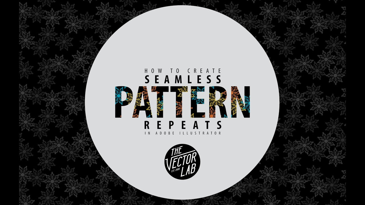 Tutorial: How to Make Seamless Pattern Repeats in Adobe ...