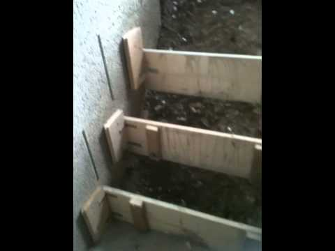 Treppe Betonieren Youtube