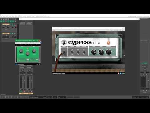 Black Rooster Audio Cypress TT-15 New Free Amp Sim