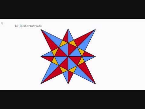 come disegnare una stella - youtube - Disegno Stella Colorate