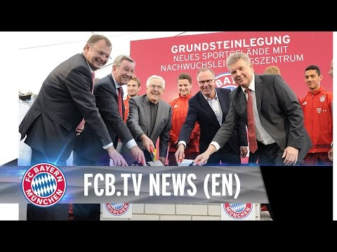 FC Bayern Builds New Youth Academy