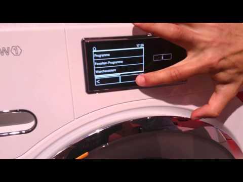 miele wkr770wps washing machine doovi. Black Bedroom Furniture Sets. Home Design Ideas