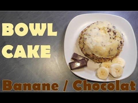 🍪-bowl-cake-banane/chocolat-express---3-minutes-!!-🍪