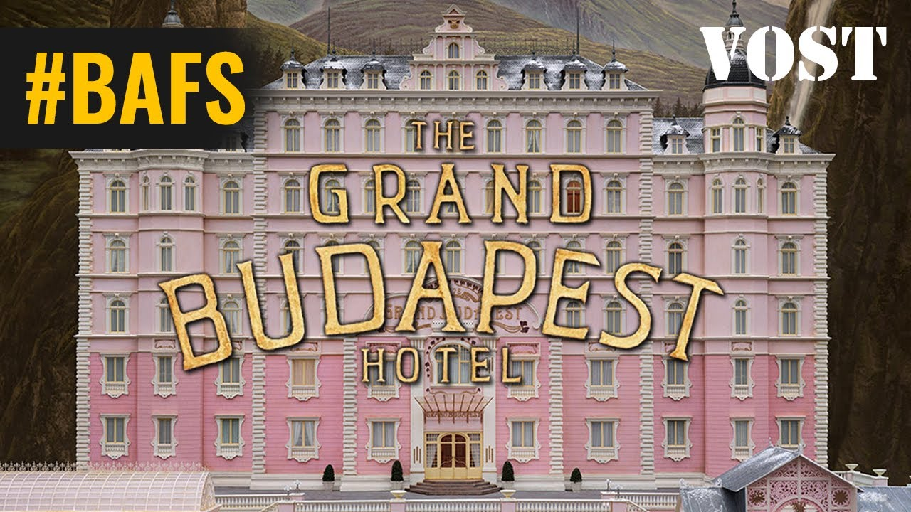 The Grand Budapest Hotel – Bande Annonce VOSTFR - 2014