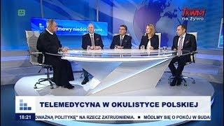Rozmowy niedokończone: Telemedycyna w okulistyce polskiej
