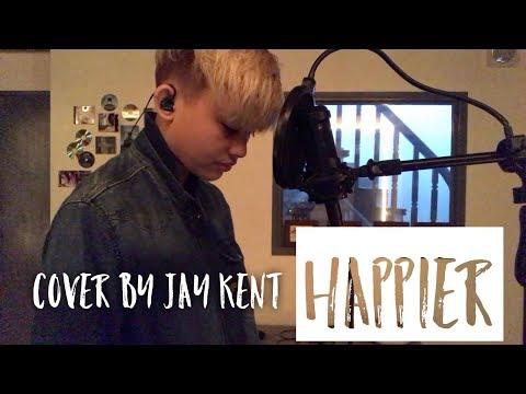 Ed Sheeran - Happier (Jay Kent Live Cover)