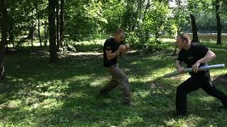 Bataireach Irish Martial Arts Seminar in Saint Peterburg at June 16-17 '18