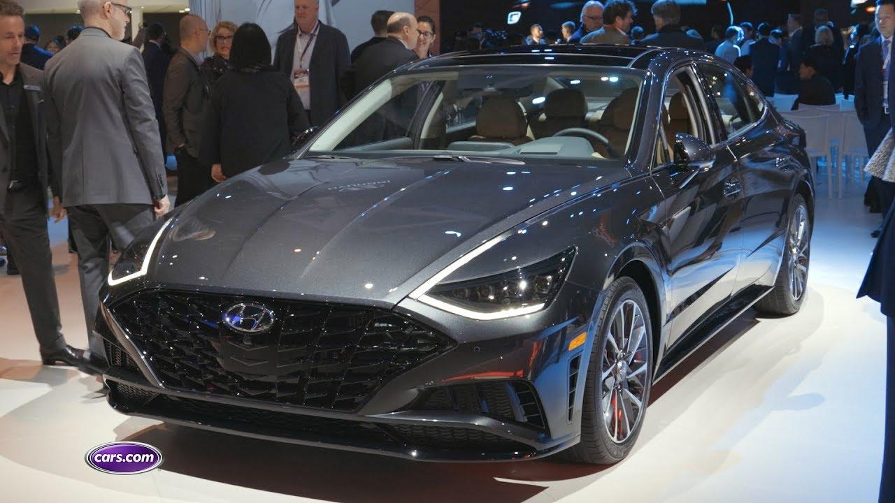 2020 Hyundai Sonata First Look Cars