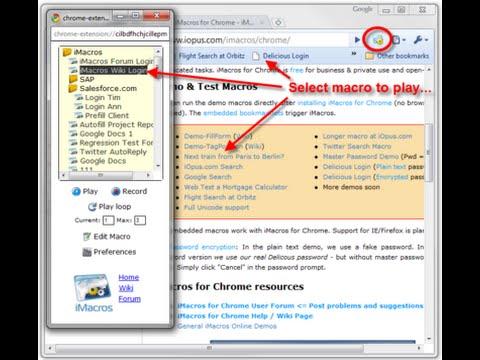 Работа с imacros EXTRACT, первые шаги в imacros, изучаем imacros, все о  imacros