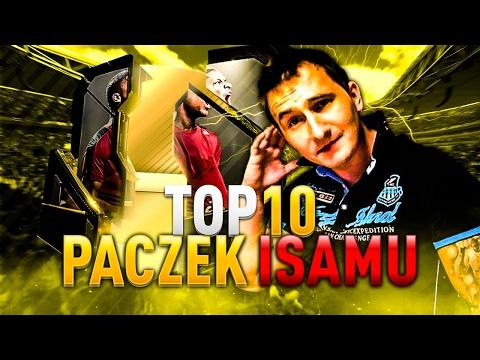 TOP 10 PACZEK | IsAmUxPompa