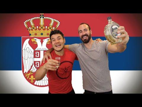 FLAG/ FAN FRIDAY SERBIA! (Geography Now!)