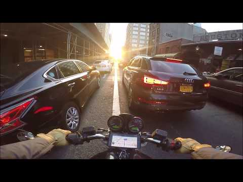 Brooklyn to New Jersey via Manhattan, West Side Highway v548
