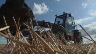 Maszyny rolnicze, ciągniki, traktory, kombajny zbożowe, prasy, Massey Ferguson, Korbanek