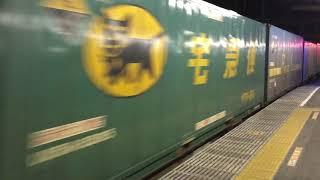 EH500型牽引貨物列車