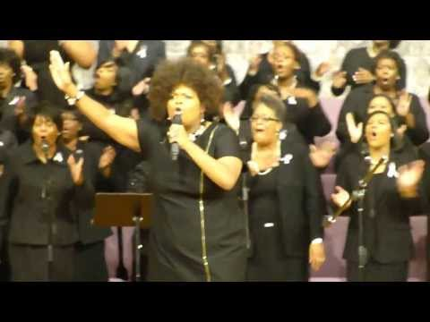 Temple of Deliverance Women's Choir Singing
