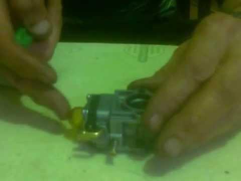 Ремонт карбюратора бензотриммера своими руками 15
