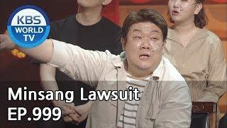 Minsang Lawsuit | 민상 소송 [Gag Concert / 2019.05.18]