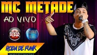 MC Metade :: Apresentação ao vivo no palco da Roda de Funk :: Especial