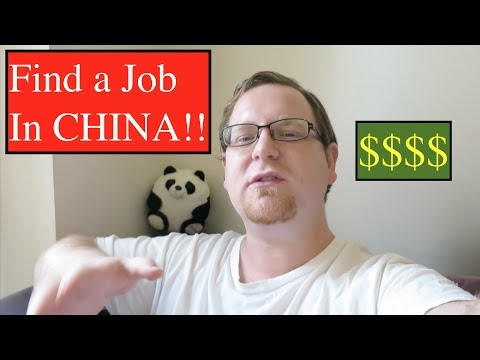How To TEACH In CHINA | How To Find A Teaching Job In China | University Jobs | ESL Jobs China