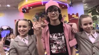 Модели TOP SECRET kids устроили дефиле в развлекательном центре «Fun City»