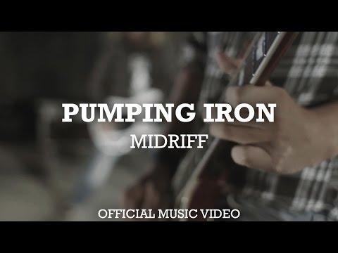 MIDRIFF - Pumping Iron (music video)