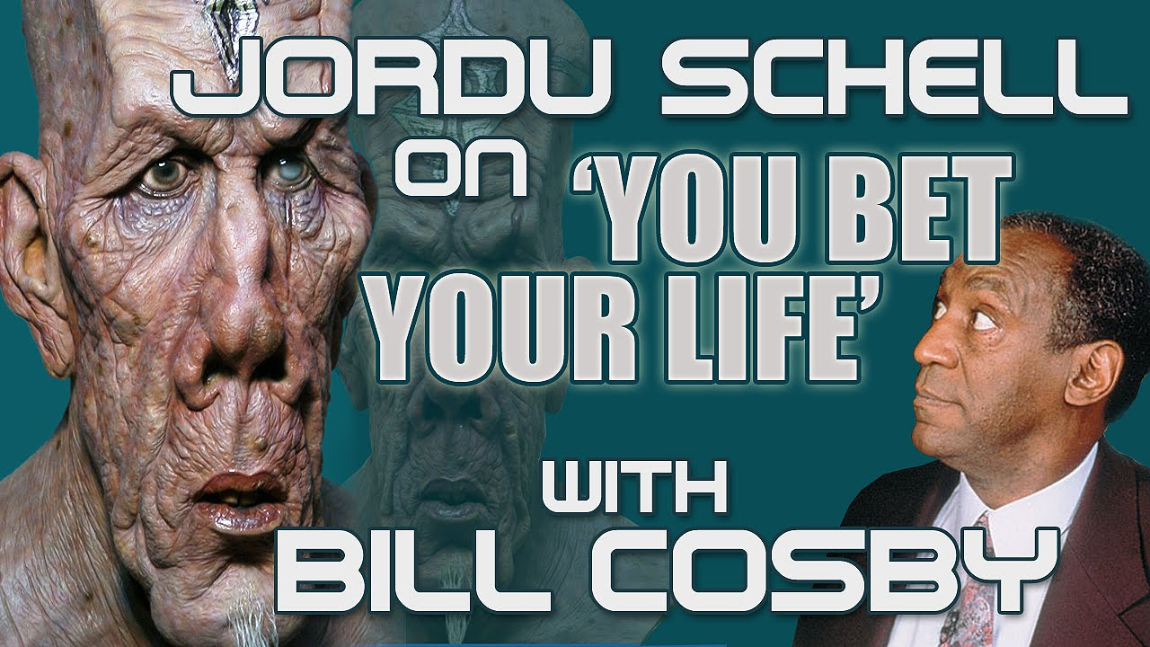 """Jordu Schell on """"You Bet Your Life"""" with Bill Cosby"""