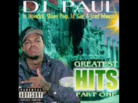 DJ Paul - Sweet Robbery (1994)