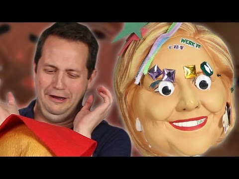 Thumbnail: People Try Making Presidential Candidates More Likable